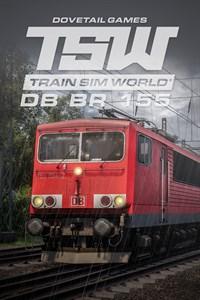 Carátula del juego Train Sim World: DB BR 155