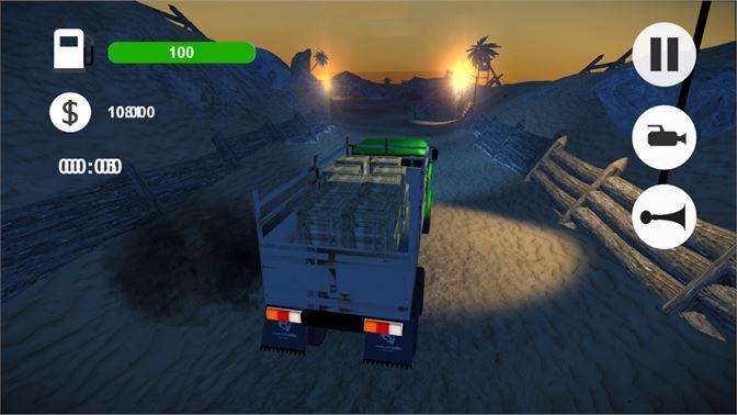 Get Offroad Truck Simulator 3D 2017 - Microsoft Store