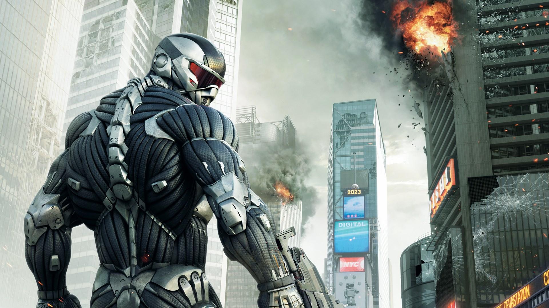 Crysis 2 - Dezimierungspack
