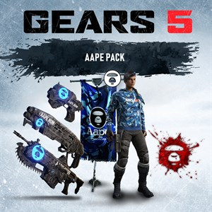 AAPE Pack Xbox One