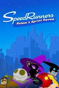 Carátula del juego SpeedRunners: Salem's Sprint Squad
