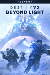 Carátula del juego Destiny 2: Beyond Light + Season