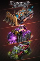 Deals on Heavy Metal Machines Battle Pass Pack Xbox One Digital