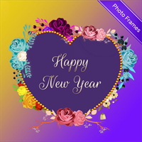 Get Happy New Year Photo Frame Microsoft Store