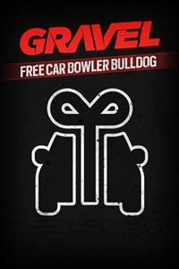 Carátula del juego Gravel Free car Bowler Bulldog