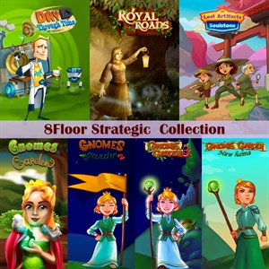 8Floor Strategic Collection Xbox One