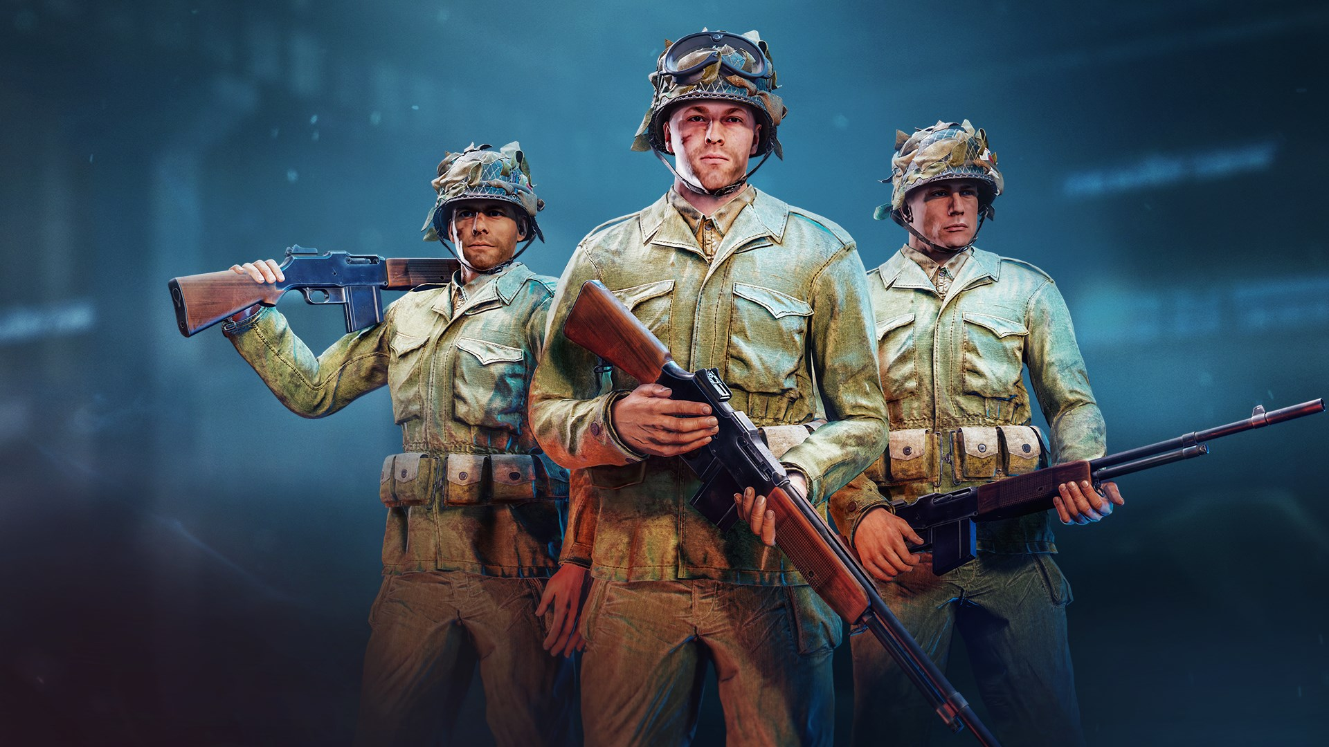 """Enlisted - """"Invasion of Normandy"""": Browning M1918 Squad Bundle"""