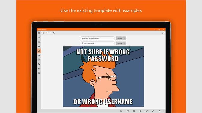 Get Meme-Generator - Microsoft Store