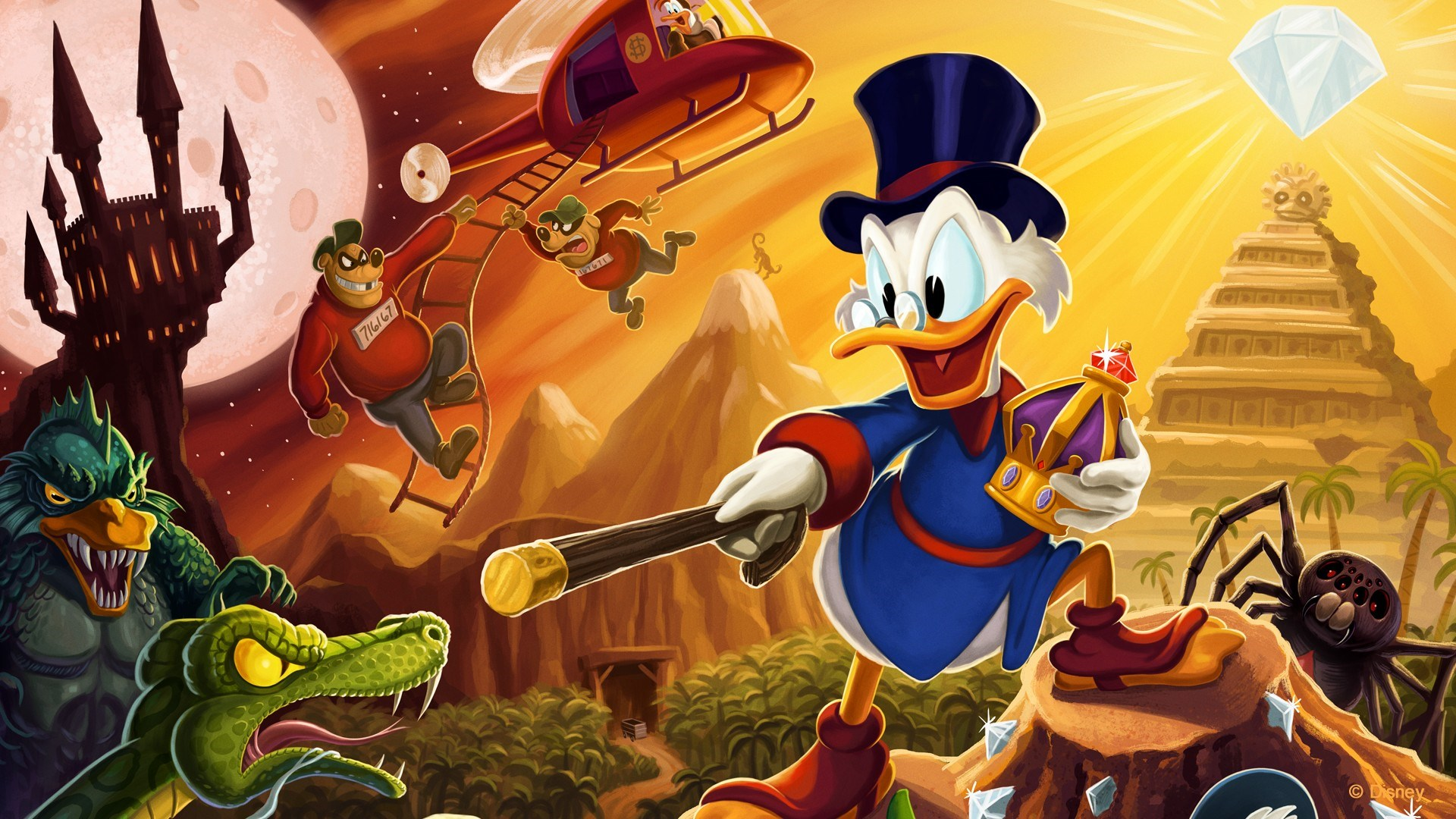Image result for ducktales remastered