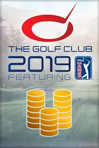 Carátula del juego The Golf Club 2019 feat. PGA TOUR – 14,300 Currency