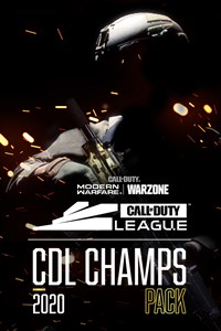 Call of Duty®: Modern Warfare® - CDL Champs 2020 Pack