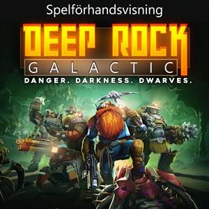 Deep Rock Galactic (Versión preliminar del juego) Xbox One