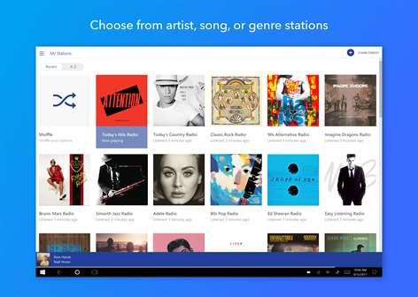 Pandora Screenshots 1