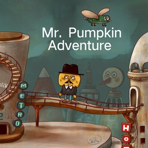 Mr. Pumpkin Adventure Xbox One