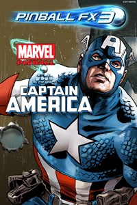 Pinball FX3 - Captain America