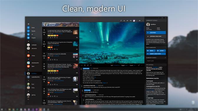 Get Legere for Reddit - Microsoft Store