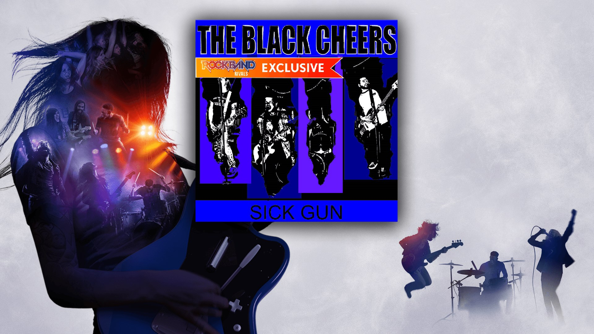 """""""(You're) Breakin' Up"""" - The Black Cheers"""