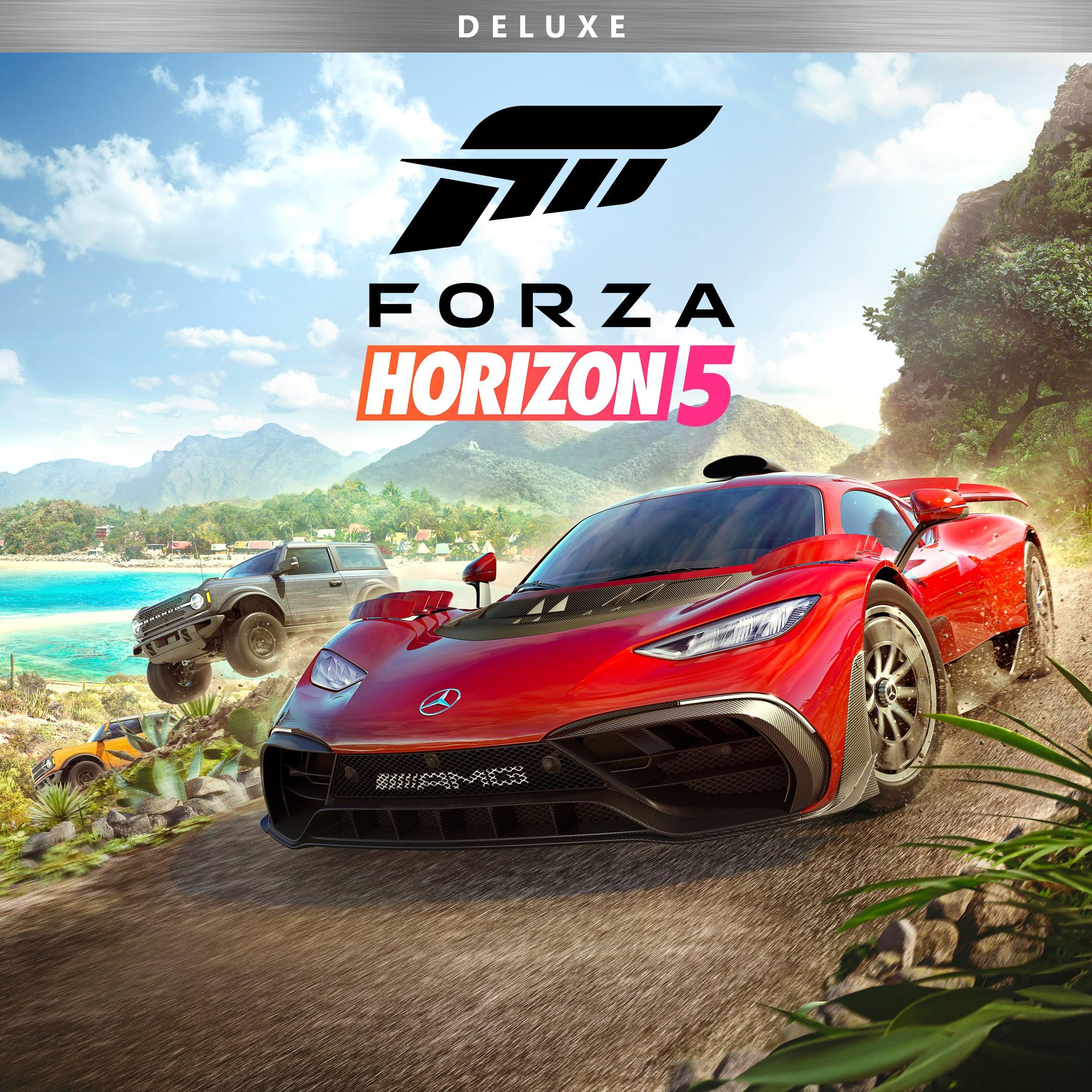 Forza Horizon 5 Deluxe Edition
