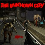The Unknown City (Horror Begins Now.......Episode 1) Logo