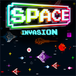 Space Invasion : Galaxy Shooter - PC & XBOX Logo