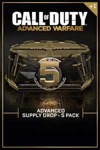 Advanced Supply Drop Bundle - 5 Pack