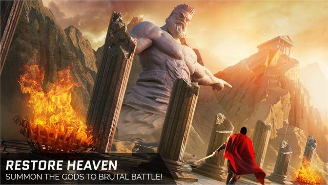 Get Gods of Rome - Microsoft Store