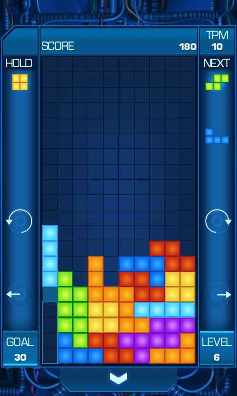Tetris free game review download and play free on ios and android.