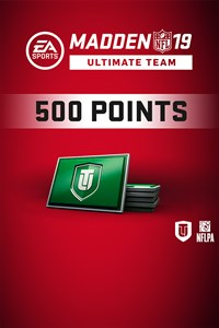 Madden NFL 19 Ultimate Team 500 Punkte-Pack