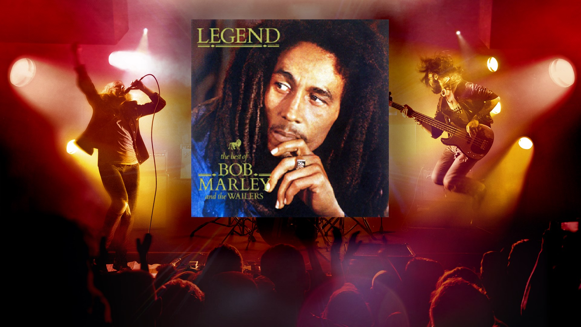 """Three Little Birds"" - Bob Marley and the Wailers"