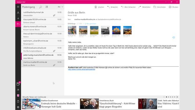 telekom mail app windows 10 download