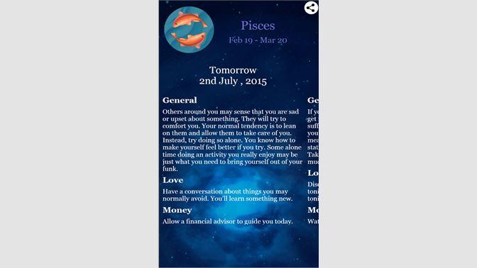 Get Daily Horoscopes-Your Love, Money & Work Horoscope