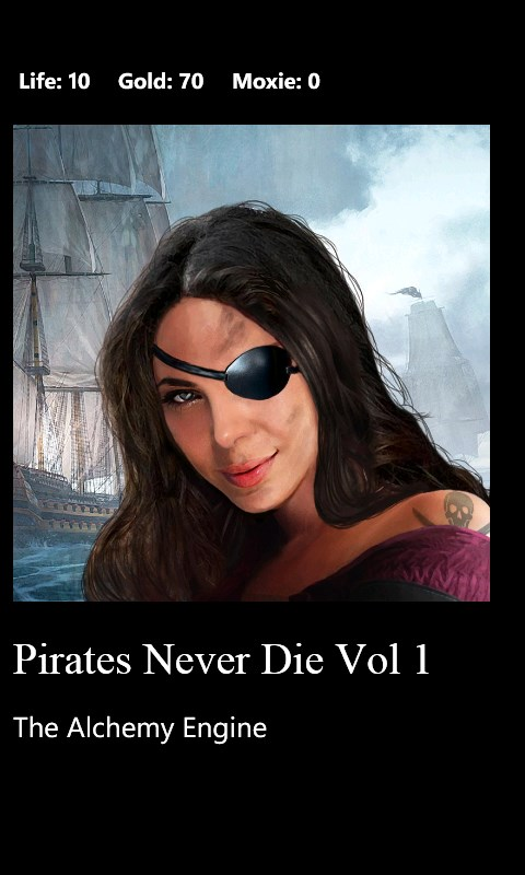 Pirates Never Die (Vol 1)