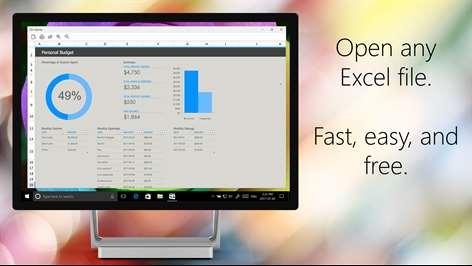 XLS OpenerScreenshots 1