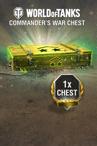 World of Tanks - Commander's War Chest