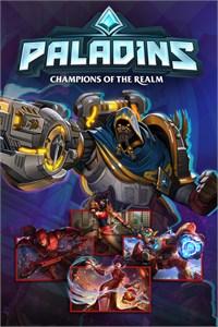 Carátula para el juego Paladins Future's End Pack de Xbox 360