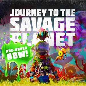 Journey to the Savage Planet Vorbesteller-Edition Xbox One