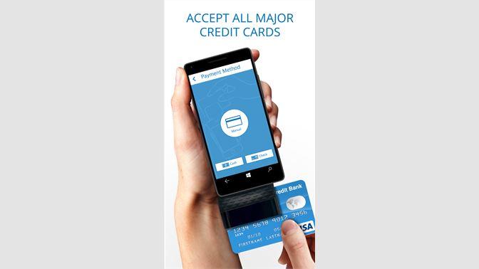 Get Credit Card Reader - Microsoft Store