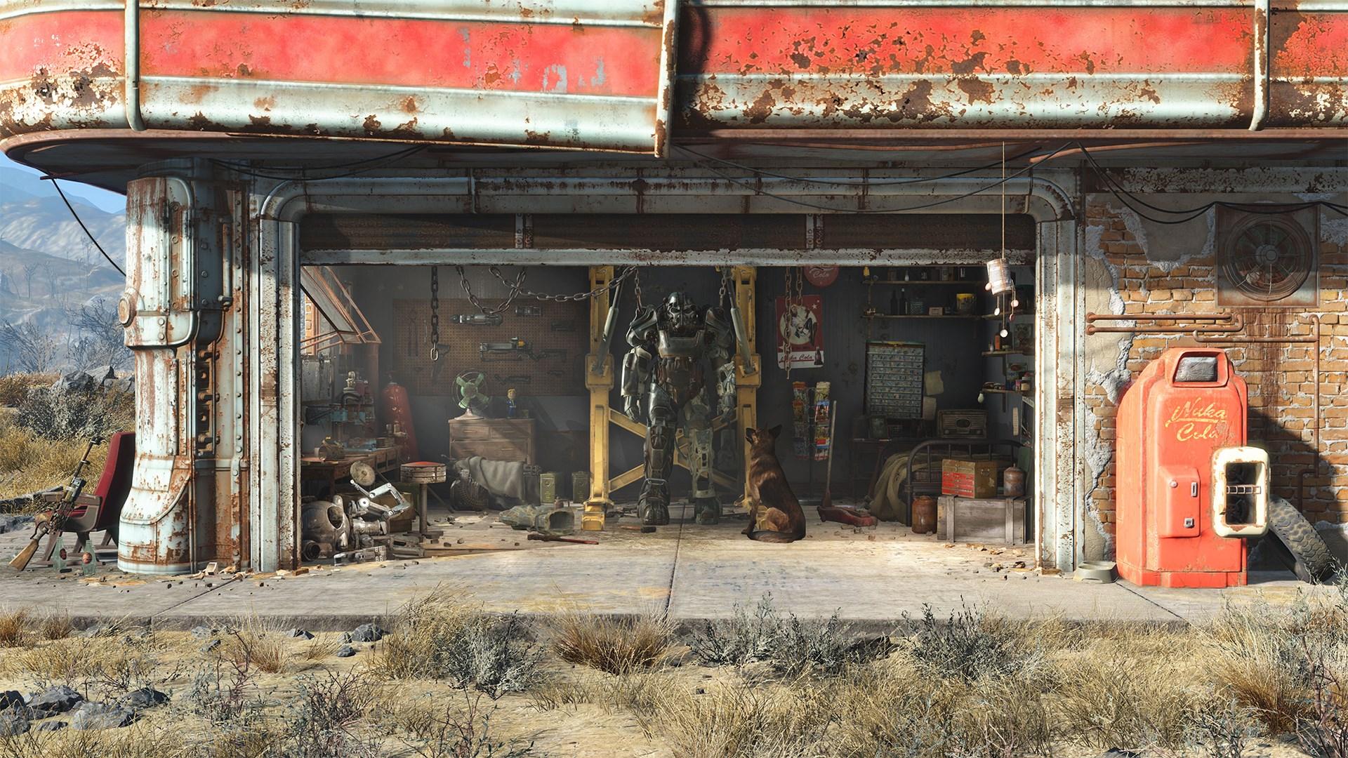 Buy Fallout 4 - Microsoft Store