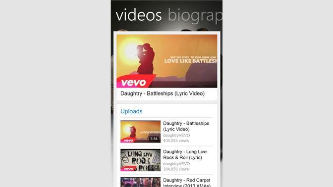 Get Daughtry Music - Microsoft Store