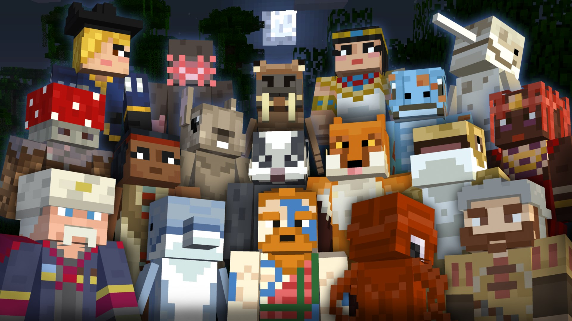 Buy Minecraft Battle & Beasts 2 Skin Pack - Microsoft Store