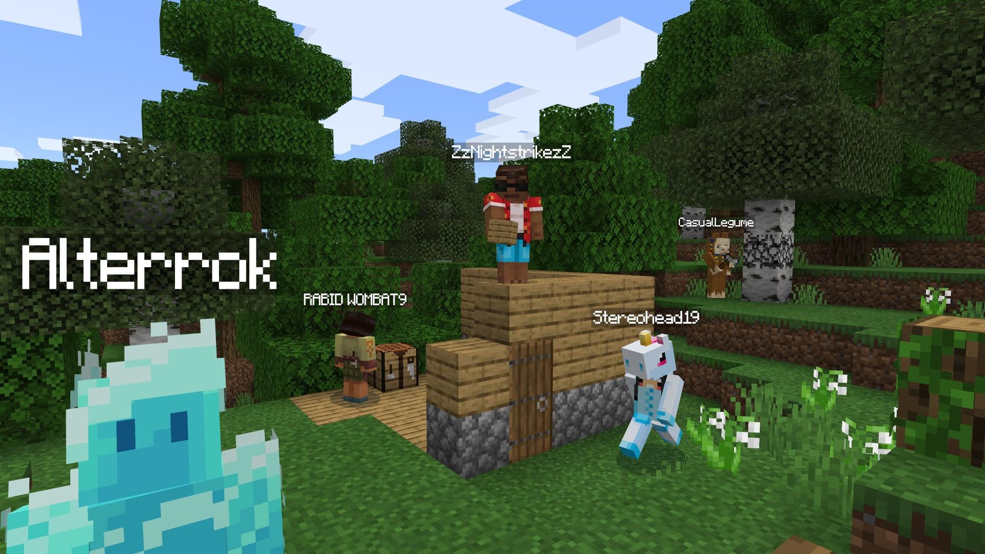 Скриншот №28 к Minecraft for Windows 10