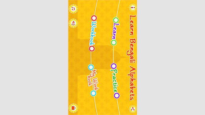 Get Learn Bengali Alphabets - Microsoft Store