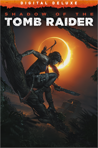 Carátula del juego Shadow of the Tomb Raider - Digital Deluxe Edition