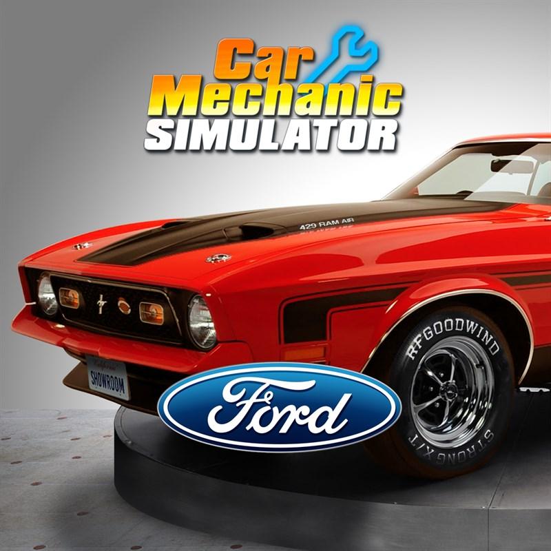 Car Mechanic Simulator - Ford DLC