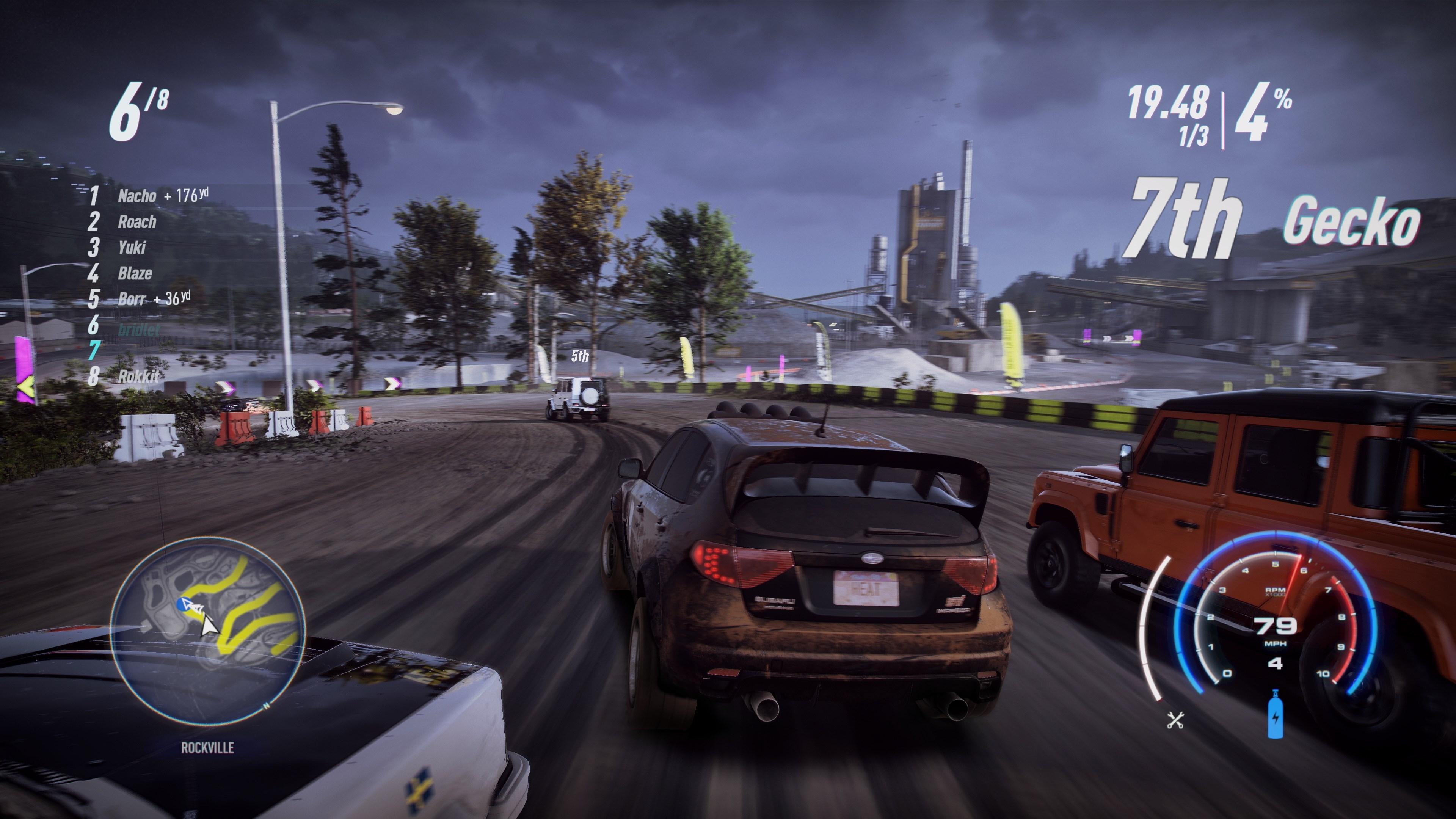 Скриншот №14 к Need for Speed™ Heat — издание Deluxe