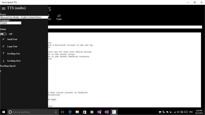 Get Text to Speech TTS - Microsoft Store