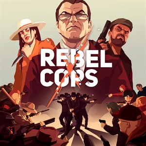 Rebel Cops Xbox One