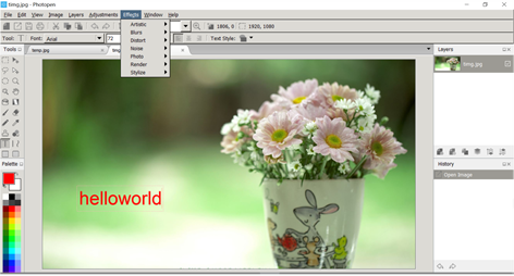 Photo Editor - Perfect picture editing tool for Photoshop Screenshots 2