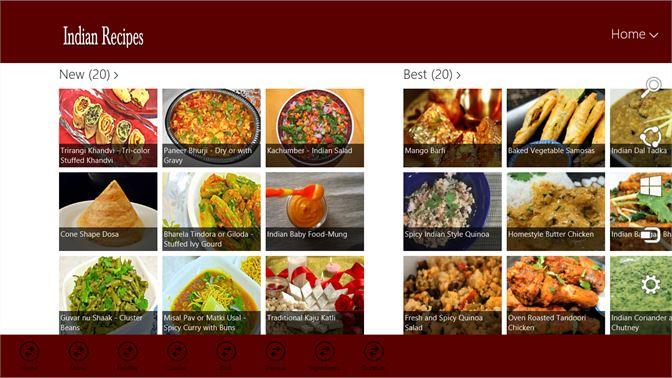 Get indian recipe microsoft store screenshots forumfinder Images
