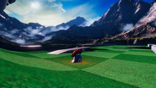 Ballistic Mini Golf screenshot 3